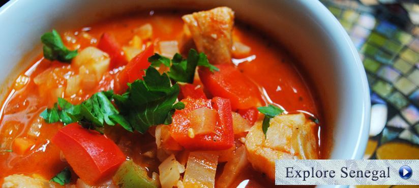 senegal cuisine