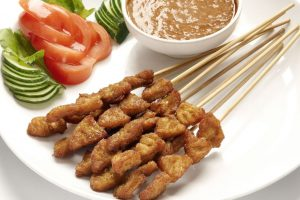 CNN Travel: In Singapore, an entire street dedicated to satay