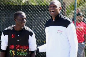 NBA.com: Dikembe Mutombo, NBA continue to raise basketball awareness in Africa