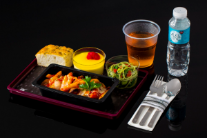 One Mile at a Time: Wow: Qatar Airways Improving Meal Service In Economy