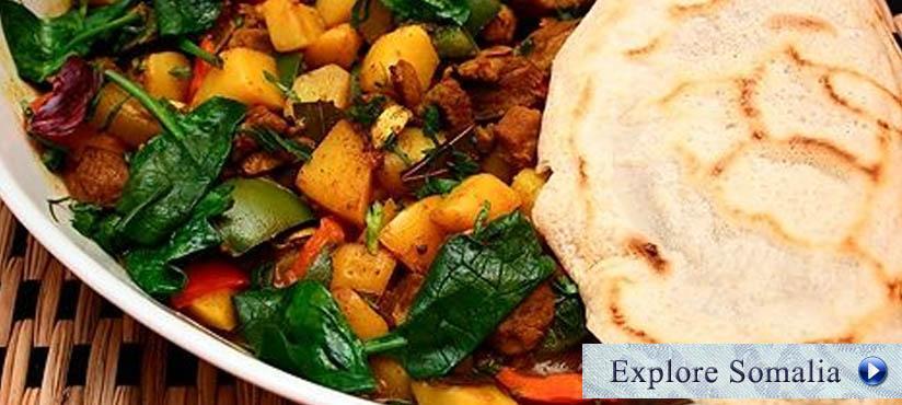 somalia cuisine