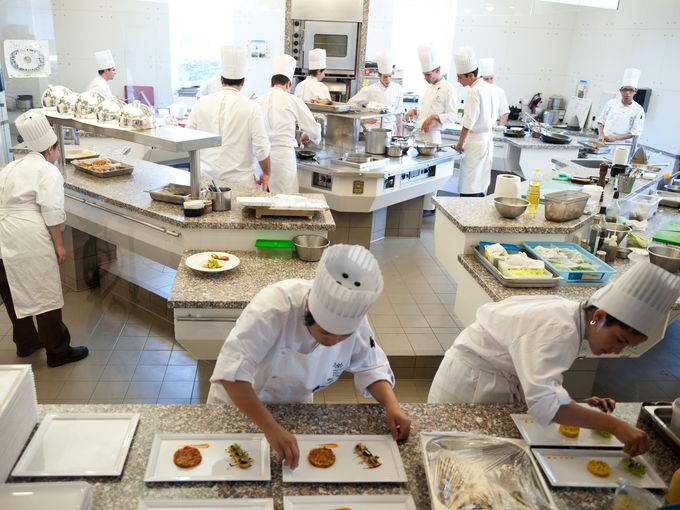 Photo via USA Today ,Courtesy Institut Paul Bocuse