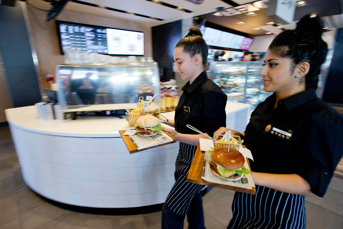 Photographer: Steve Lunum/McDonald's Corp. via Bloomberg